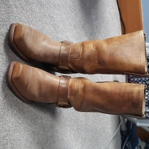 Harness Boots 12R